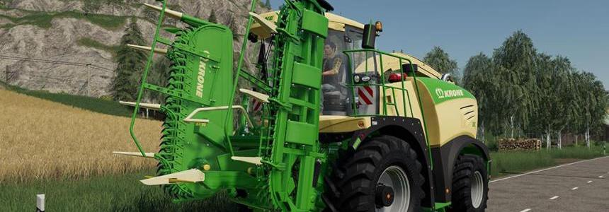 Krone EasyCollect 600 v1.0.0.0