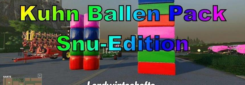 Kuhn Bale Pack Snu Edition v1.0