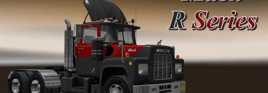 Mack R Series v1.3 1.33.x