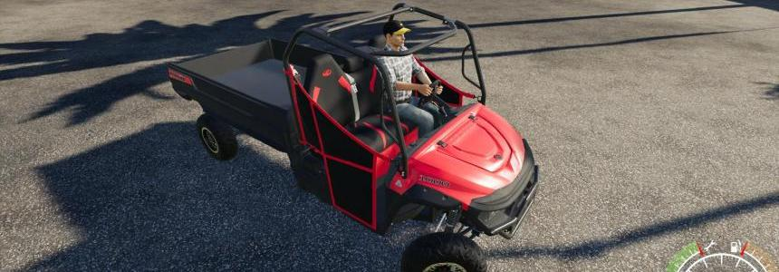 MAHINDRA RETRIEVER LONGBOX UTILITY v3.0