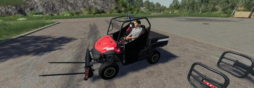 MAHINDRA RETRIEVER UTILITY MODEL v2.0