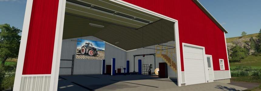 Mechanic Garage v2.0