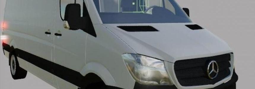Mercedes Benz Sprinter LWB v1.0