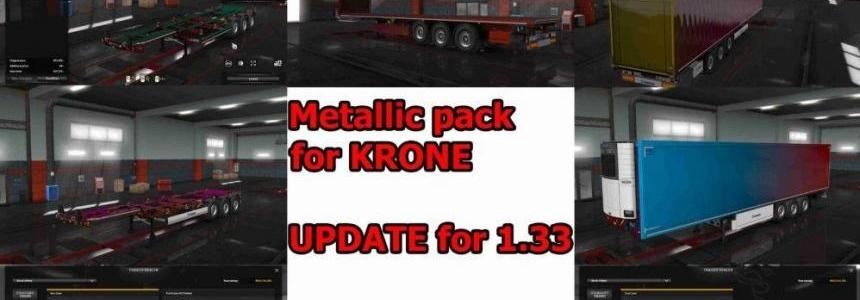 Metallic Pack for Krone 1.33.x