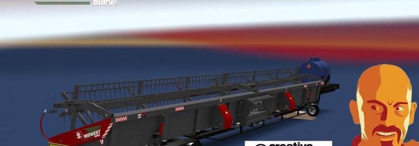 MIDWEST DURUS TRAILERS ETS2 1.33.x