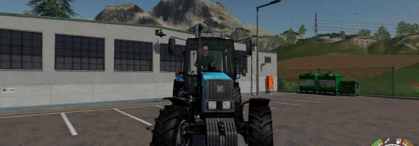 MTZ 1221 Pack beta