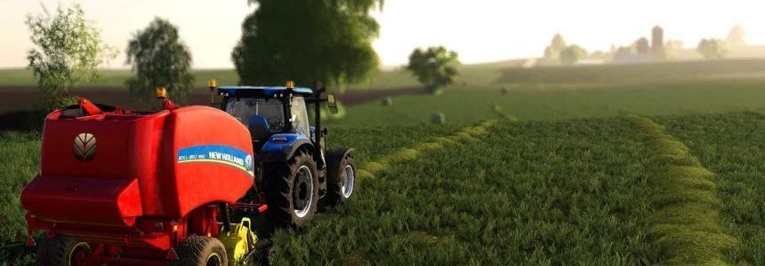 New Holland RollBelt 460 v1.0.0.0