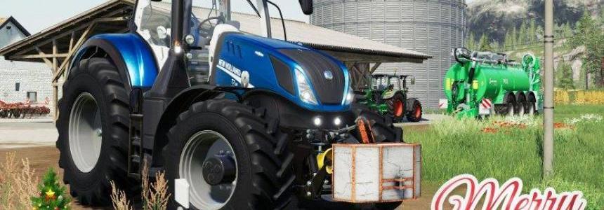 New Holland T7 Heavy Duty Blue Power v1.1.0.0