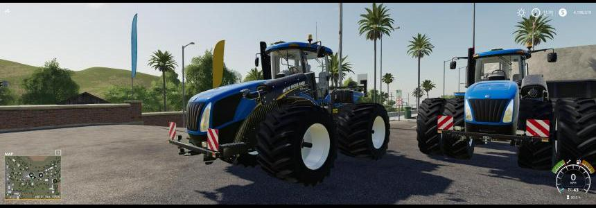 NEW HOLLAND T9.700 v1.0.0.0