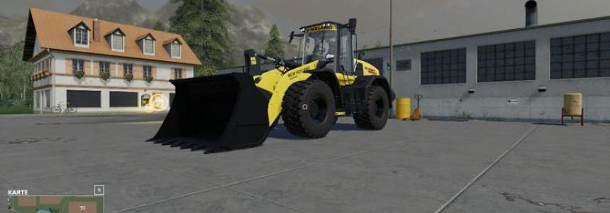 New Holland W190D MultiColor v1.0