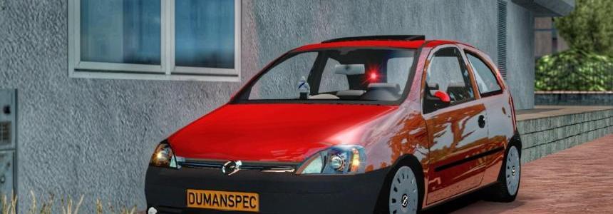 Opel Corsa 1.7 DTI 1.33.x