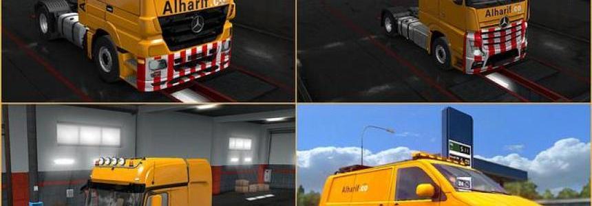 Pack - Al Harif Sepcial Transport - For ETS2 v1.0