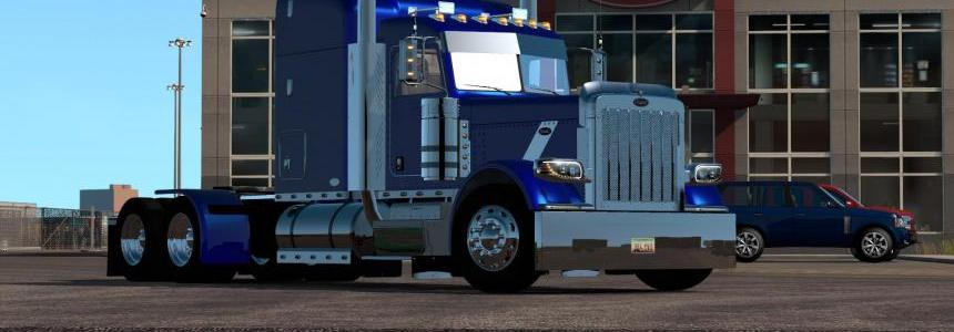 Peterbilt 389 Modified v2.2.2 ATS 1.33