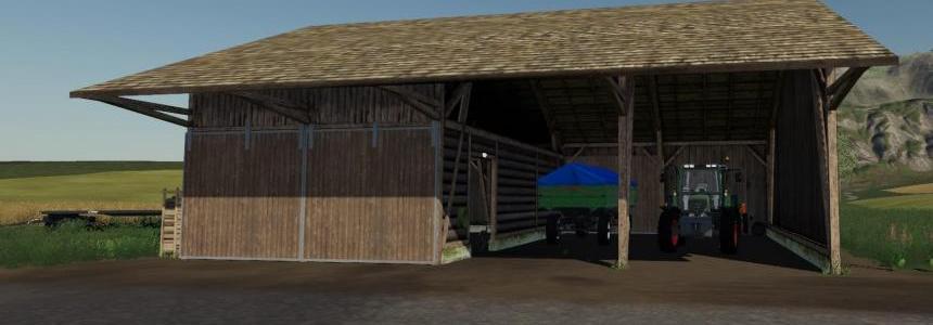 Placeable barn v1.0.0.0