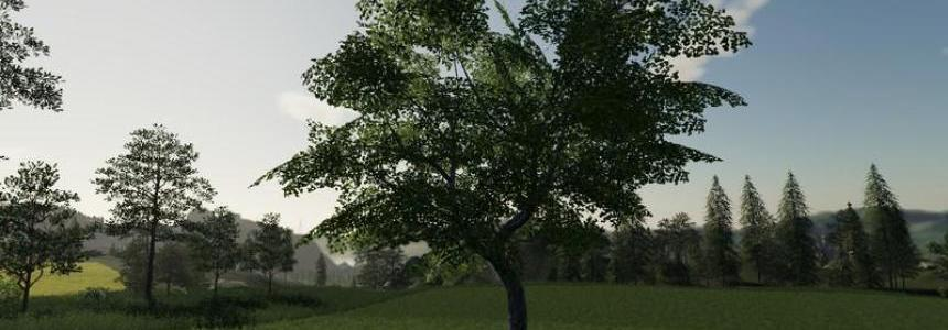 Placeable trees v1.0.0.0