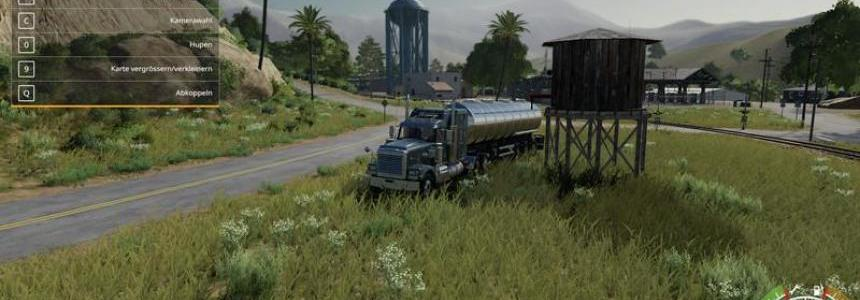Placeable water tower v1.0