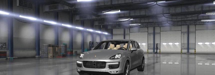 Porsche Cayenne Turbo S 2016 v1.0