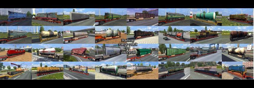 Railway Cargo Pack by Jazzycat v1.8.7