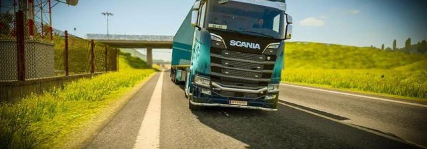 Real Truck Physics - EU Values 1.33.x