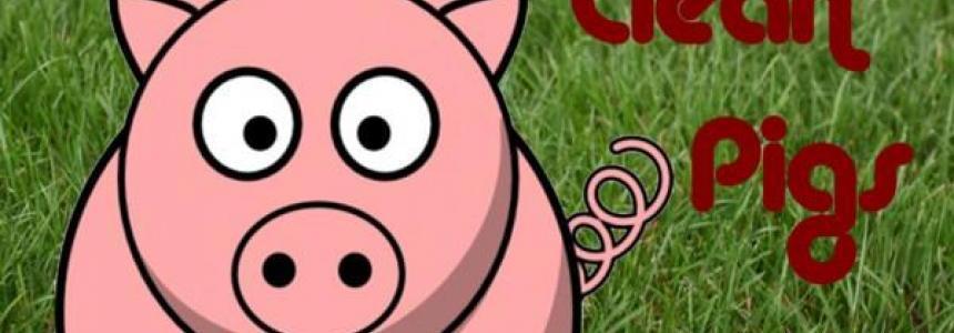 Schweinestalle CleanMax v1.2