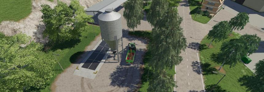 Small Farm Silo By Gamling v1.0.0.0