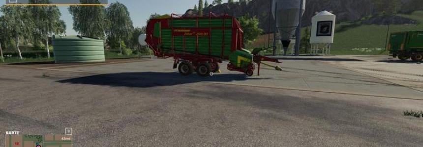 Strautmann Zelon loader wagons v1.0