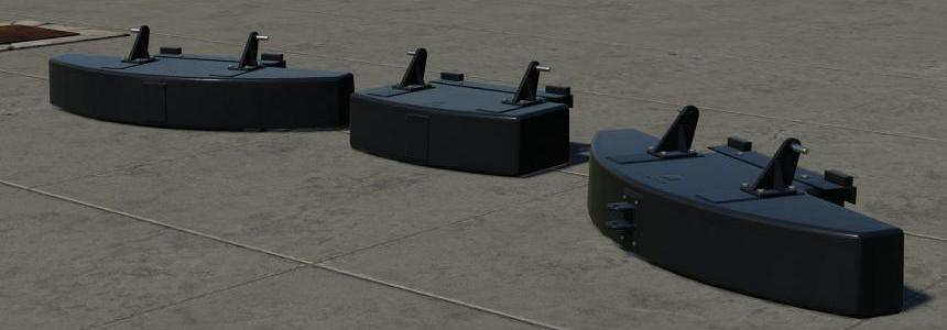 Tenwinkel Rear Weights v1.0