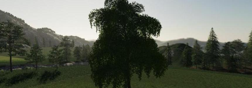 Trees Pack Pleacable v2.0