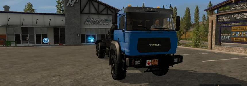 Ural-M Hook v1.0