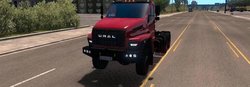 Ural Next for ATS 1.32-1.33