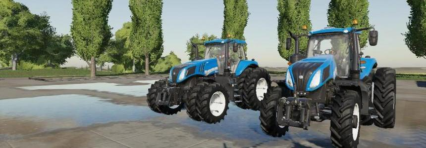 US New Holland Tractor Pack v1.0