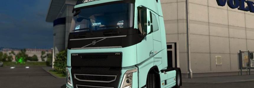 Volvo FH&FH16 2012 Reworked v3.1.3