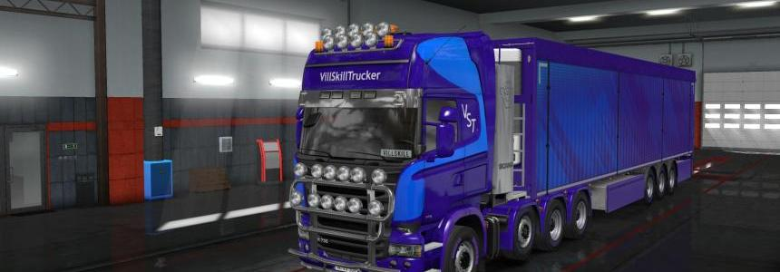 VST skin Scania Streamline 1.33
