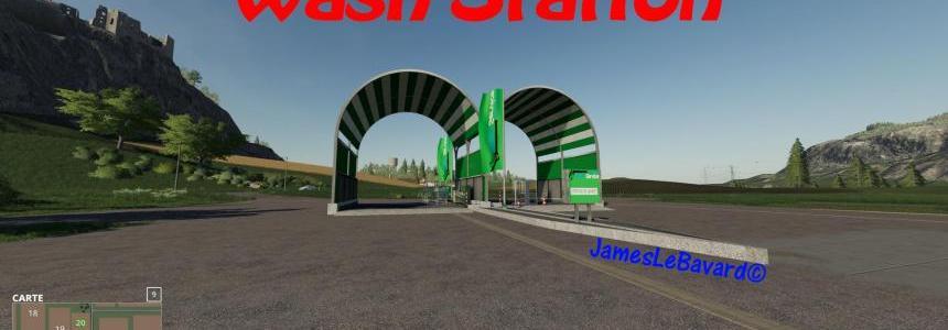 Wash Station v1.0.0