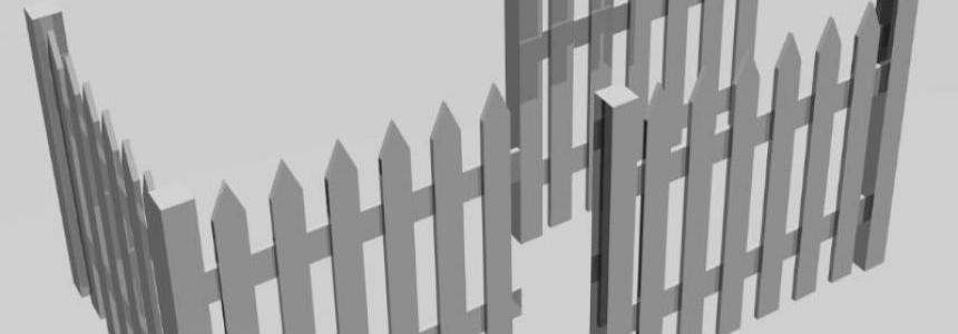 White fence pack v1.0