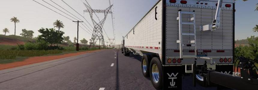 Wilson pacesetter with trailer hitch v1.0