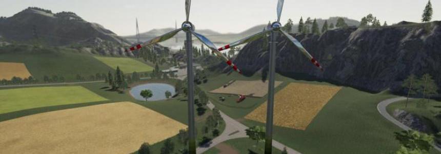 Wind turbine v2.0