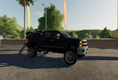 2016 Chevy 2500hd Duramax v1.2