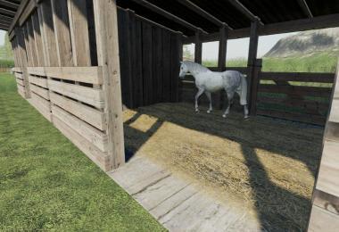 FS19 Horse stud v2.0