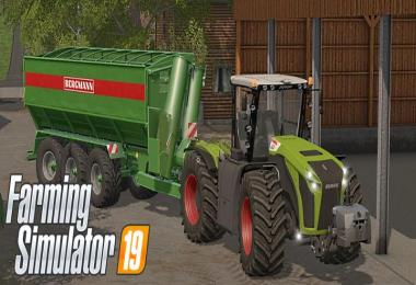Claas Xerion 5000 v1.0.0.0
