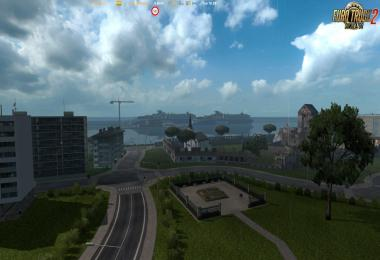 Swedish Islands Map addon v0.99 by BenganJ 1.33.x