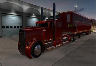 Kenworth The Phantom + Mirror fixed 1.32+