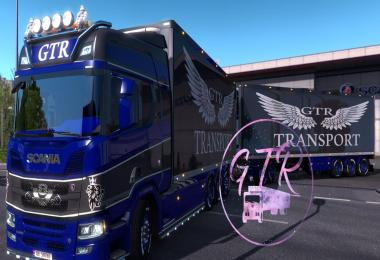 Scania R Next Gen Tandem 1.33.x
