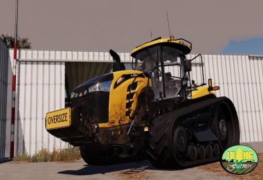AGCO Challenger MT800 USA / Aussie v1.0