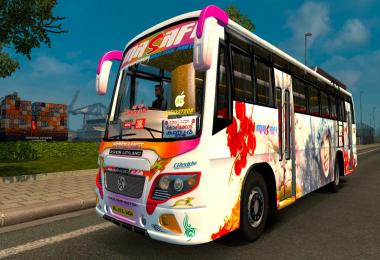 Ashok Leyland Viking v3 Bus Mod 1.33