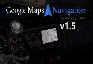 ATS - Google Maps Navigation v1.5