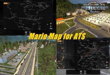 [ATS] Mario Map for ATS 1.33.x