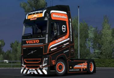 Axo Haulage Ltd Volvo FH 2012 Skin 1.33