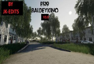 Baldeykino Map v3.0 by JK-Edits