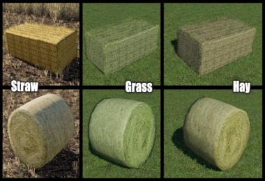 Bale Textures v1.0.0.0